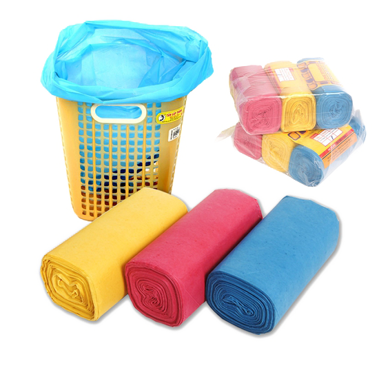 bao nylon đựng rác