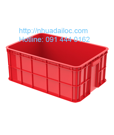 sóng nhựa vuông chứa nước