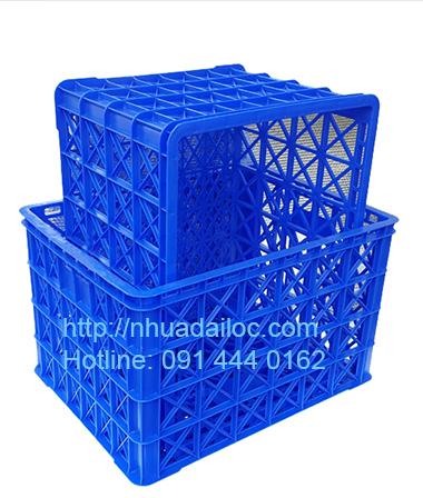 sóng nhựa vuông loại lớn hs015
