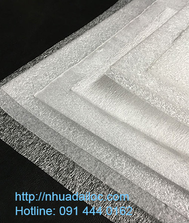 mút xốp PE Foam chống trầy