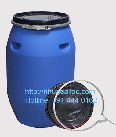 Thùng Phuy Nhựa 120L